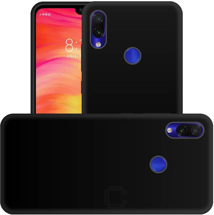 Case Creation Back Cover For New Xiaomi Redmi Note 7 Pro 2018