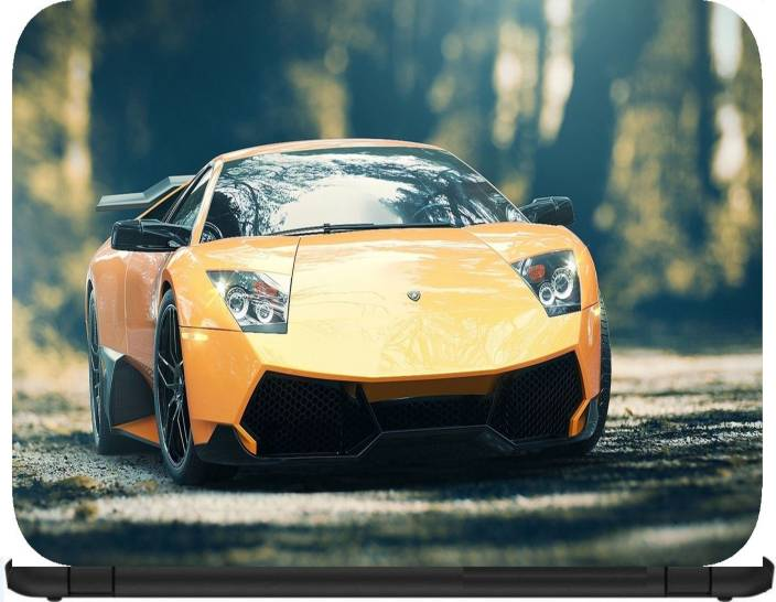 Vgtech Lamborghini Murcielago Lp670 4 Car Front View 100945 Vinyl