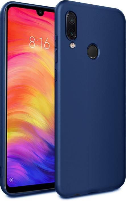 wholesale dealer f7a89 ab54d Febelo Back Cover for Mi Redmi Note 7, Mi Redmi Note 7 Pro
