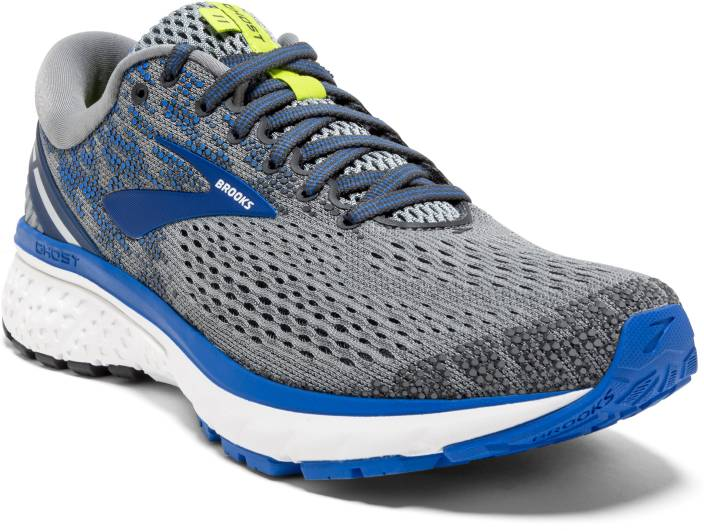 d370f88c201 Brooks Ghost 11 Synthetic Grey Running Shoes For Men - Buy Brooks ...