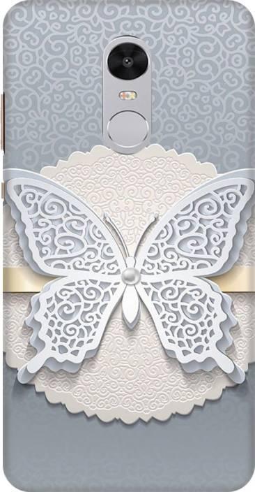 DAQIQA Back Cover for Mi Redmi Note 4 (Multicolor)