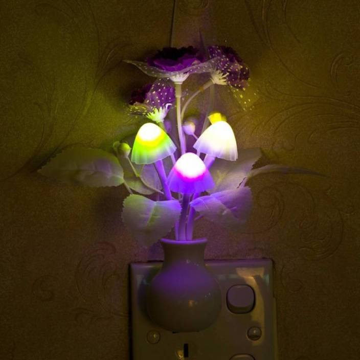 3b6bfb934 Trendyby Mushroom Sensor LED Color Changing Light Night Lamp Price ...