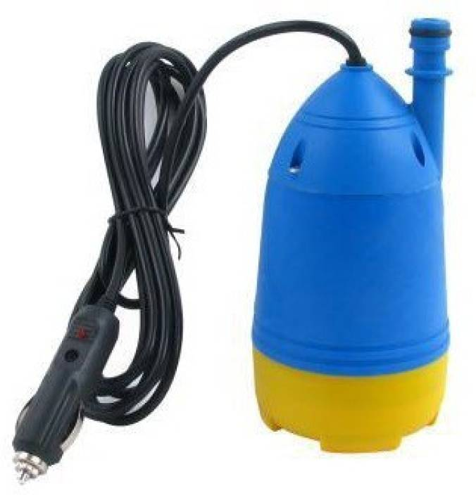 Mezire 12v High Pressure Automatic Car Washer With Water Spray Gun