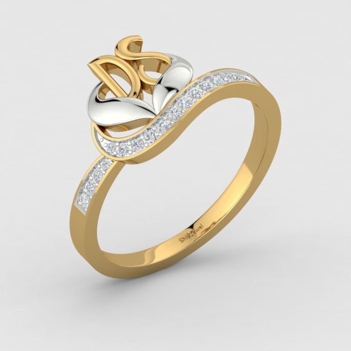 photo about D&d Printable Minis named ShipJewel Highlighted D S Ring-18KT Gold-18 18kt Diamond