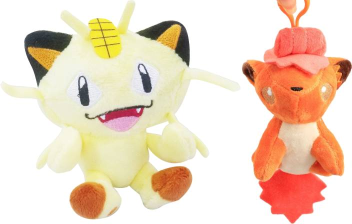 smart anime buy Vulpix And Meowth Set Of 2 Pcs  Pokemon GO