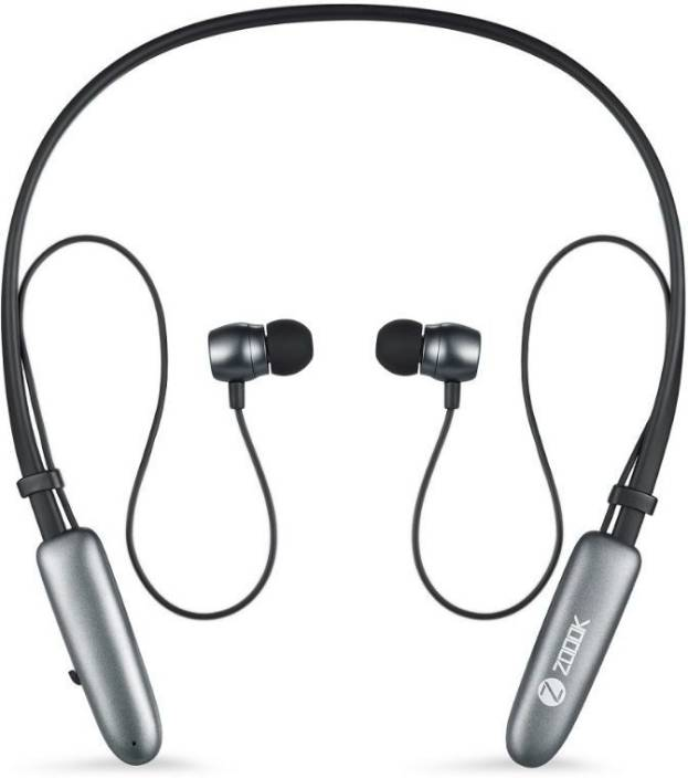 97951136810 Zoook TWIST NECKBAND Bluetooth Headset with Mic Price in India - Buy ...