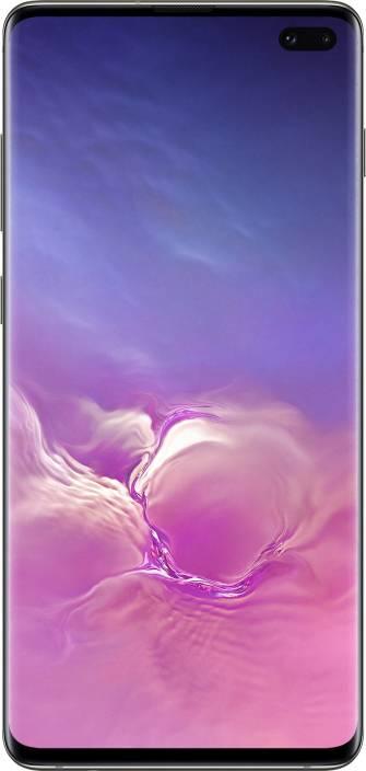 Samsung Galaxy S10 Plus (Ceramic Black, 512 GB)