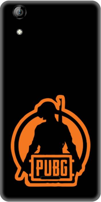 PNBEE Back Cover for Micromax Selfie 2 Q340 - PubG Mobile Cover