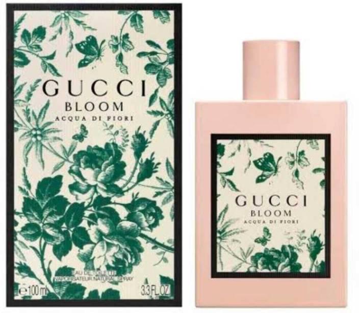 Buy Gucci Bloom Aqua Di Fiori Eau De Parfum 100 Ml Online In India