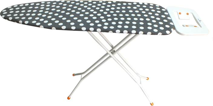 83ff8ee943b Meded Premium International Quality Ironing Board Iron Table Stand with  Press Holder