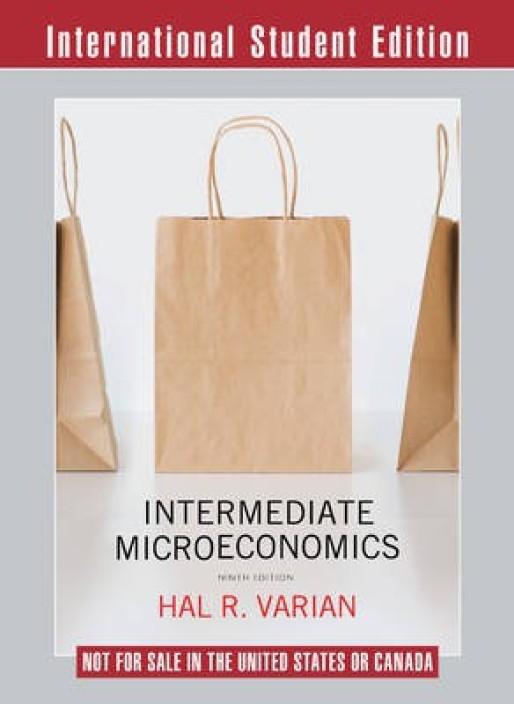 A Modern Approach Intermediate Microeconomics with Calculus A Modern Approach
