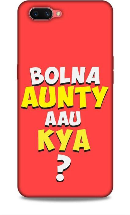 Victory Flag Back Cover For Oppo A3s Cph1803 Bolna Aunty