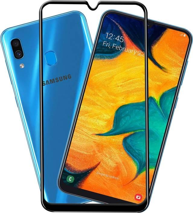 8d3732b11ee Hupshy Edge To Edge Tempered Glass for Samsung Galaxy A30 - Hupshy ...
