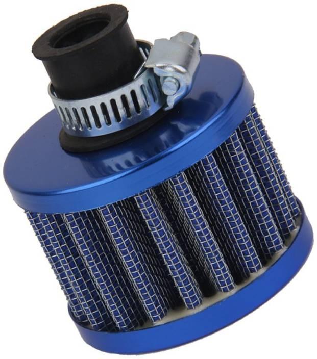 Futurekart 12mm Car Motor Cold Air Intake Filter Turbo Vent