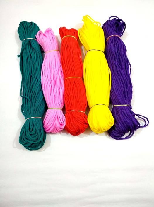 CHL MACRAME SET OF 4 COLOR soft cords - MACRAME SET OF 4