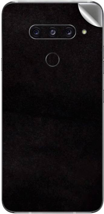 GADGETS WRAP GWS-5372 Black Velvet Skin for LG V40 Thinq