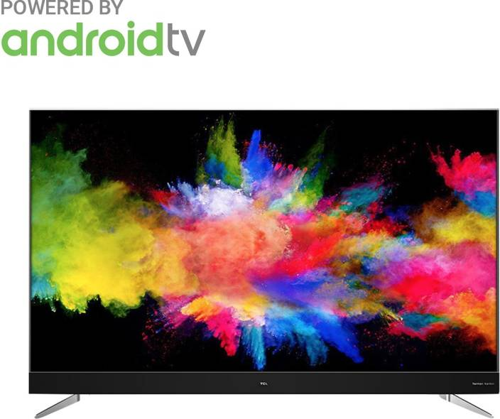 eb568b2ea1c TCL 138.7cm (55 inch) Ultra HD (4K) LED Smart Android TV Online at ...