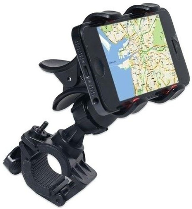 Adjustable Handlebar Mount GPS Mobile Phone Holder for MTB Road Bike Bicycle