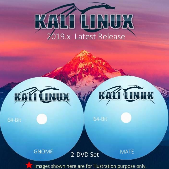 OSGuru KA64GMD Kali Linux 2019 1 GNOME + MATE Live/Install