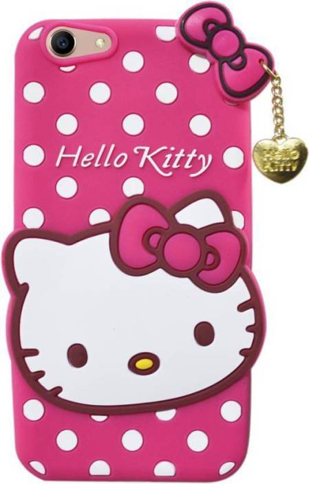 Coverview Back Cover for Vivo Y53 - 1606 Hello Kitty - Coverview