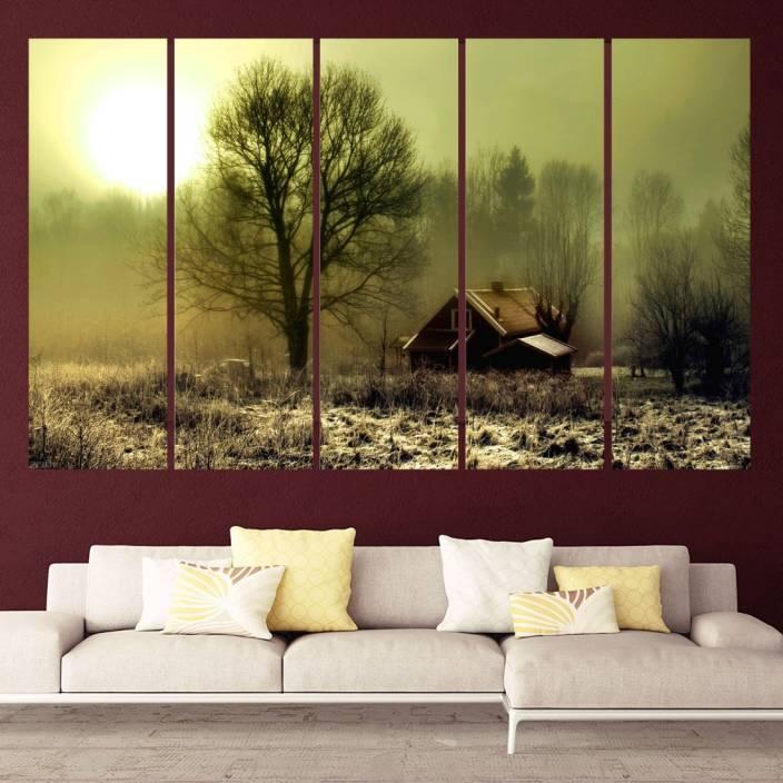 Kyara Arts Beautiful Nature 810 Wall Painting For Living Room