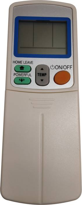 Axelleindia Compatible Replacement AC Remote For Daikin AC