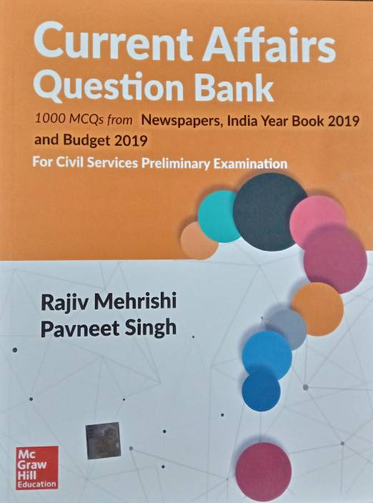 Current Affairs Question Bank – 10 Mar 2019: Buy Current Affairs