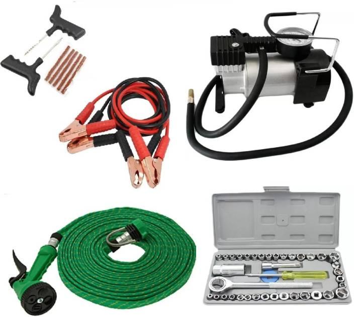 Flickers Puncture Repair Kit, Water-Gun Hand Held Sprayer ... on