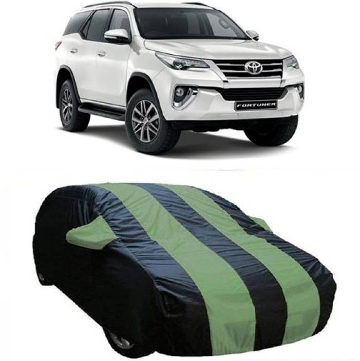 HDSERVICES Car Cover For Toyota Fortuner (With Mirror