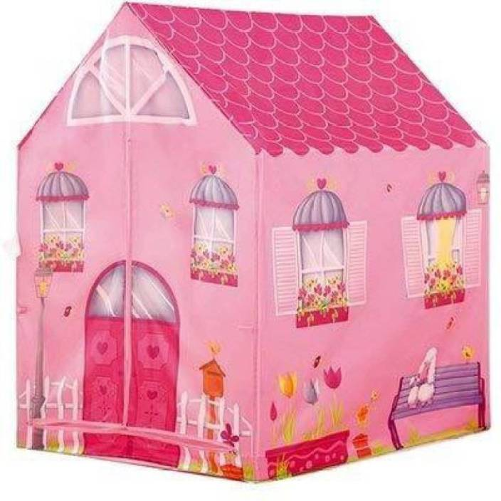 new arrival 92a6f bb1de Mag Creation Kids Doll House Theme Tent - Playhouse Children ...