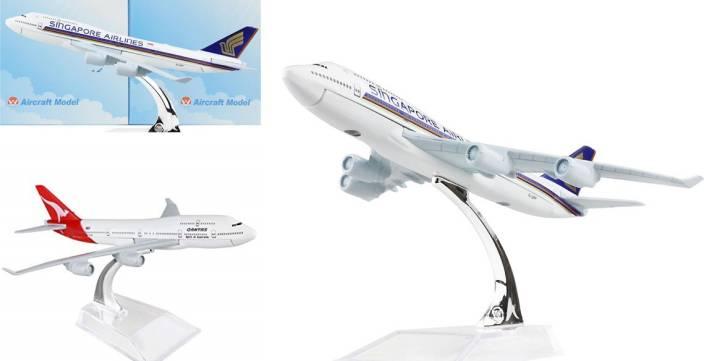 t1aero combo Australian Quantas A380 , singpore A350, singapore B747