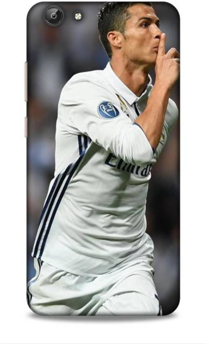 online store dc24b 8058b Trinetra Back Cover for Vivo Y69 (Football Player Cristiano ...