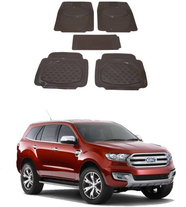 Emporium Rubber Standard Mat For Ford Endeavour Price in