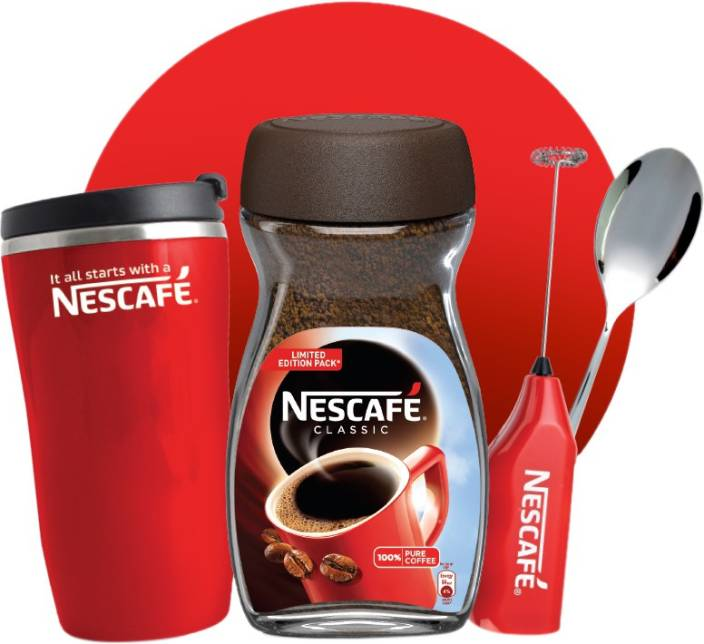 Nescafe Greetings - The Ultimate Instant Coffee Kit 100 g