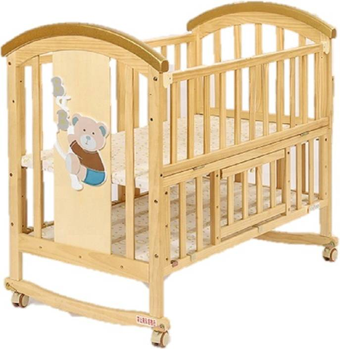 Babyteddy Babyteddy 9 In 1 Multifunctional Baby Crib Baby Wooden