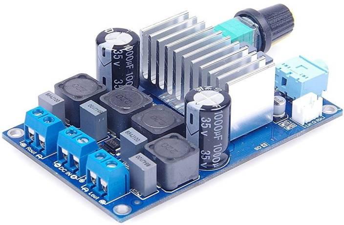 REES52 1209 Digital Power Amplifier Board 12-24V High Power