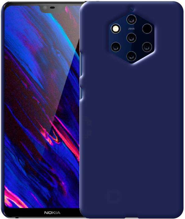newest b8526 d79c8 Case Creation Back Cover for Nokia 9 PureView (5.99-inch) 2019 ...