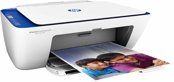 HP DeskJet Ink Advantage 2676 Multi-function Wireless Printer Multi