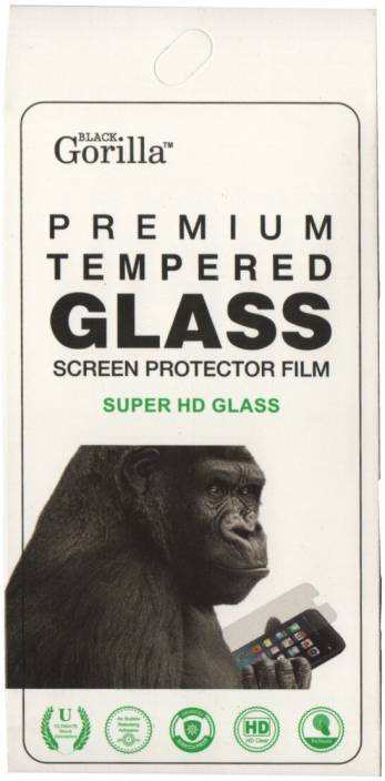 BLACK GORILLA Tempered Glass Guard for Zte Blade Max View