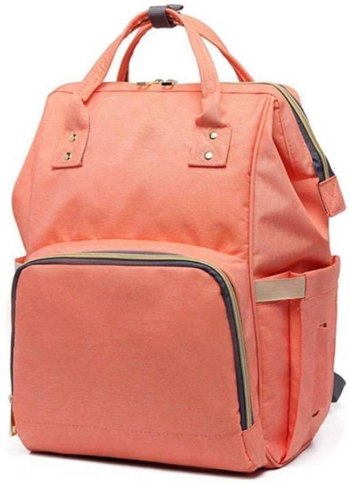 76bcbef72643 TASHKURST Multi-function Mommy Bags Diaper Bag Backpack Baby Care ...