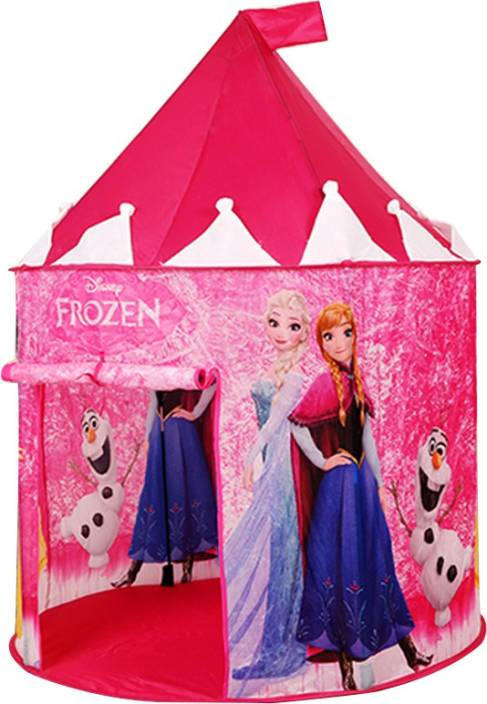 big sale ceb99 cc236 Kiditos Frozen Princess Castle Play Tent Indoor & Outdoor ...