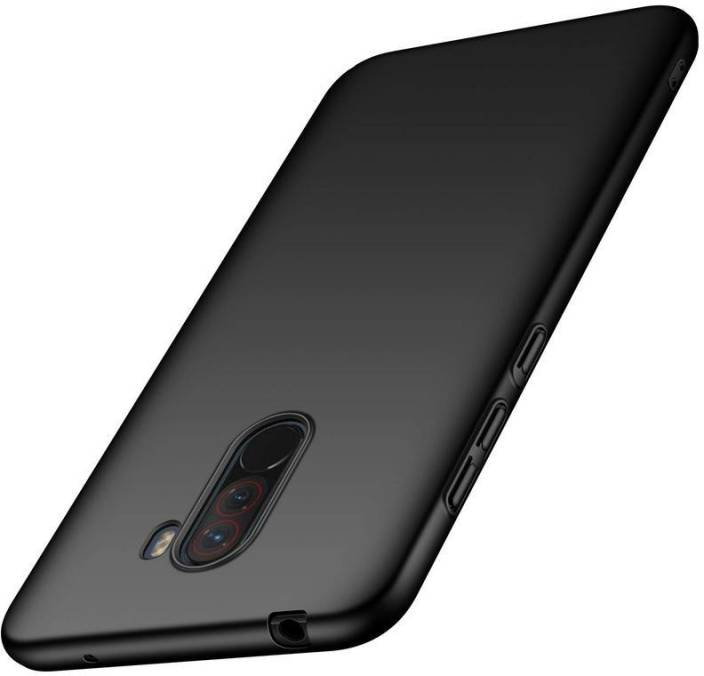 wholesale dealer 73ed6 79ea3 Roxel Back Cover for POCO F1 by Xiaomi (Armoured Edition, 256 GB) (8 ...