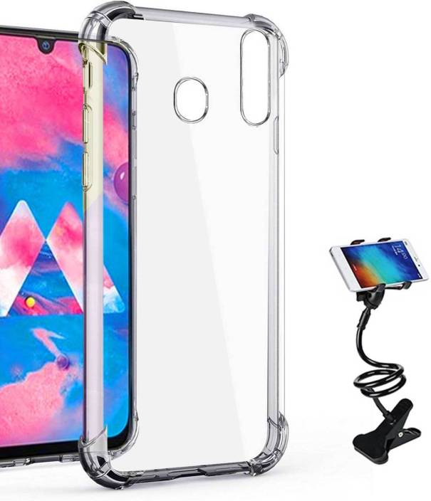 finest selection 6af81 bec88 RRTBZ Cover Accessory Combo for Samsung Galaxy M30 with Flexible ...