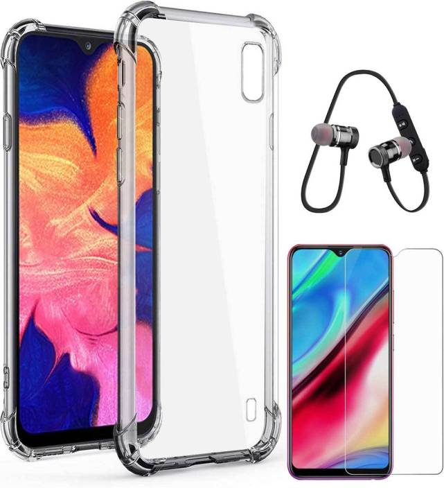 RRTBZ Cover Accessory Combo for Samsung Galaxy A10 Price in