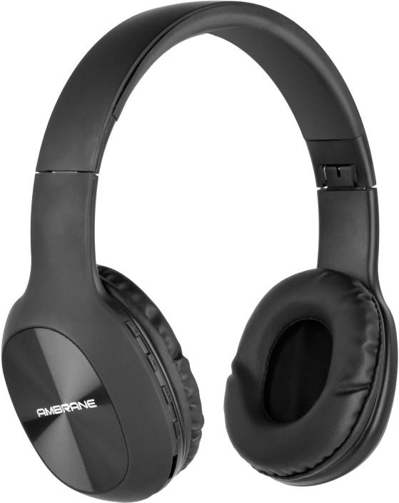 5703266070a Ambrane WH-65 Bluetooth Headset with Mic Price in India - Buy ...