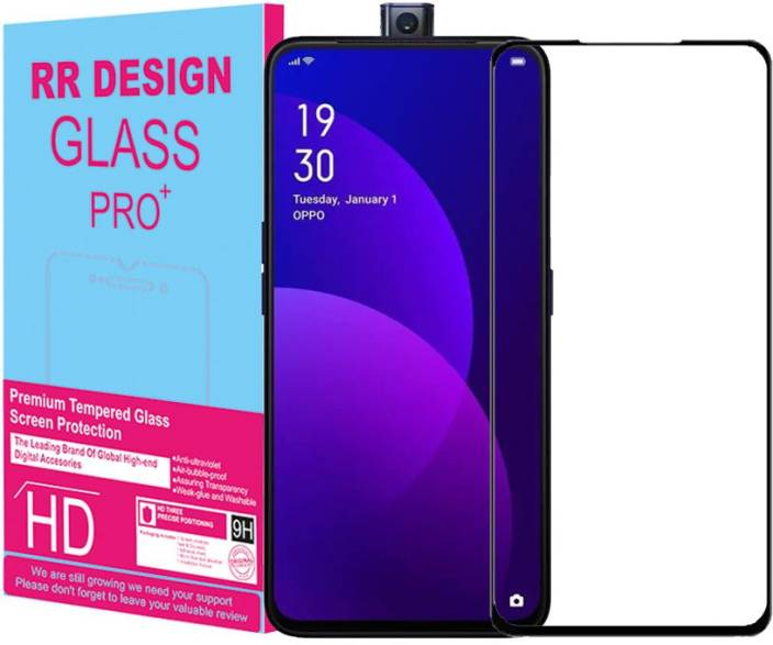RR Design Edge To Edge Tempered Glass for OPPO F11 Pro - RR Design