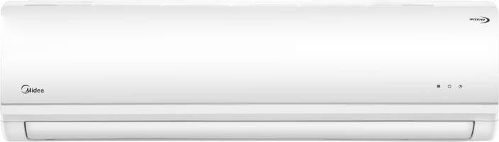 Midea 1 5 Ton 5 Star Split Inverter AC - White