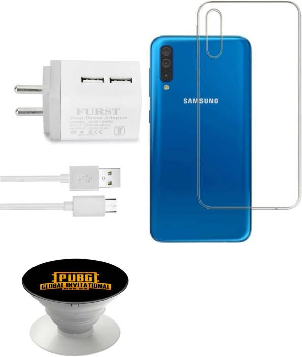 Furst Wall Charger Accessory Combo for Samsung Galaxy A50