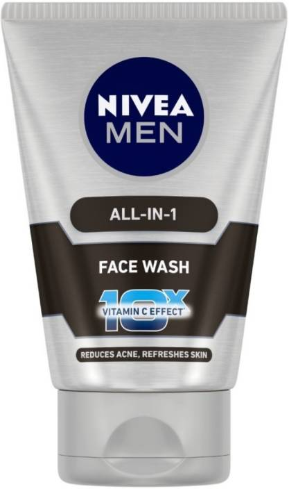 Nivea Men All-In-1 Face Wash  (100 g)