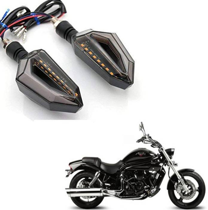 RWT Front, Rear LED Indicator Light for Hyosung Aquila Pro 650 Price